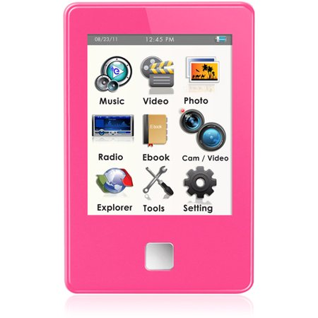 ematic mp3 player how to put music on it