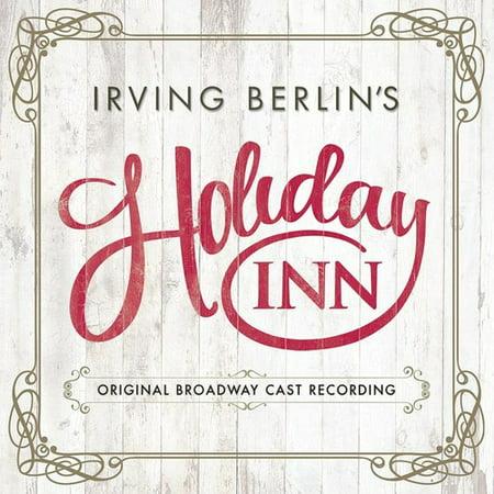 Irving Berlin's Holiday Inn (Original Broadway Cast Recording) (CD) Blue Skies Irving Berlin
