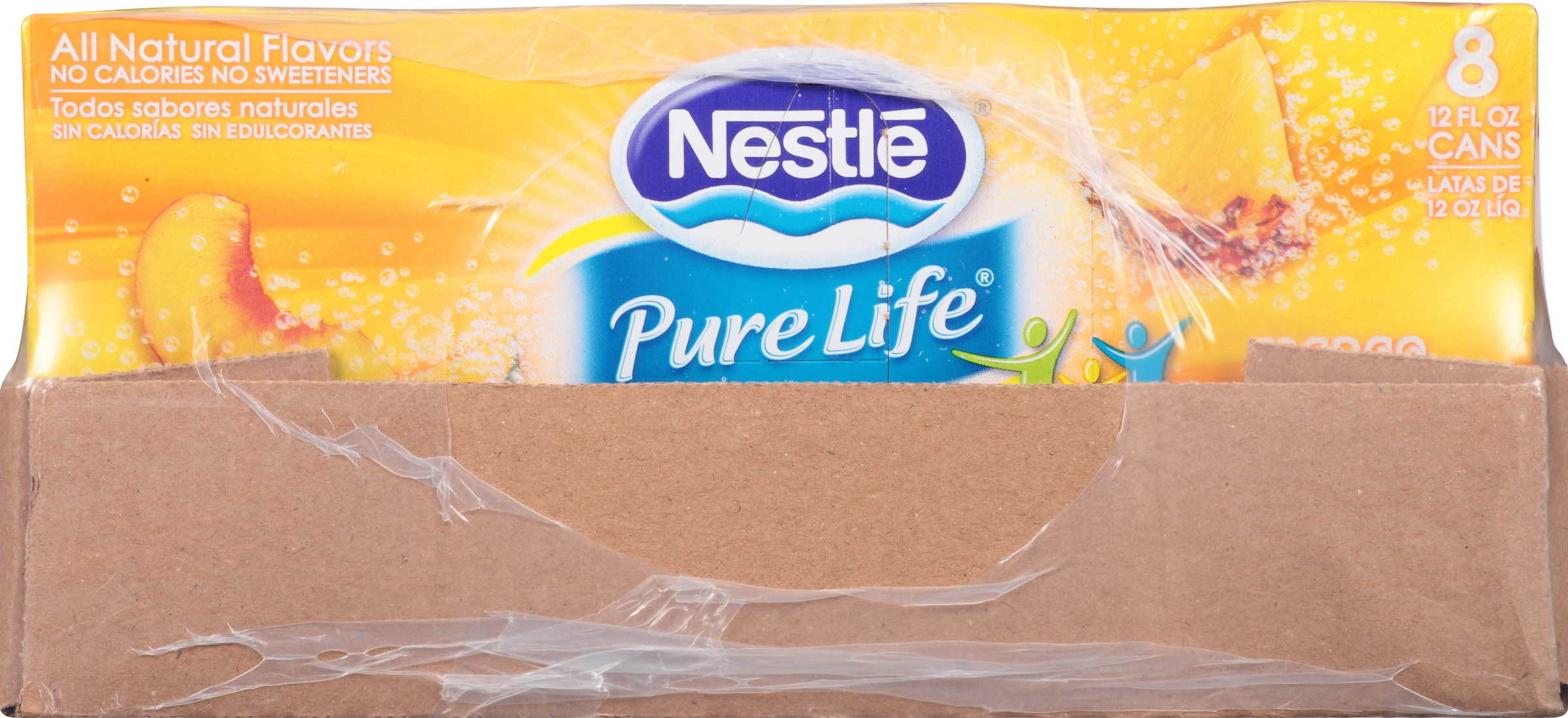 Nestle Pure Life Exotics Mango Peach Pineapple