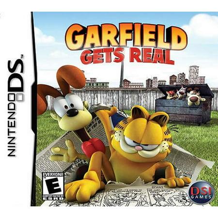 Garfield Gets Real - Garfield Halloween Games Online