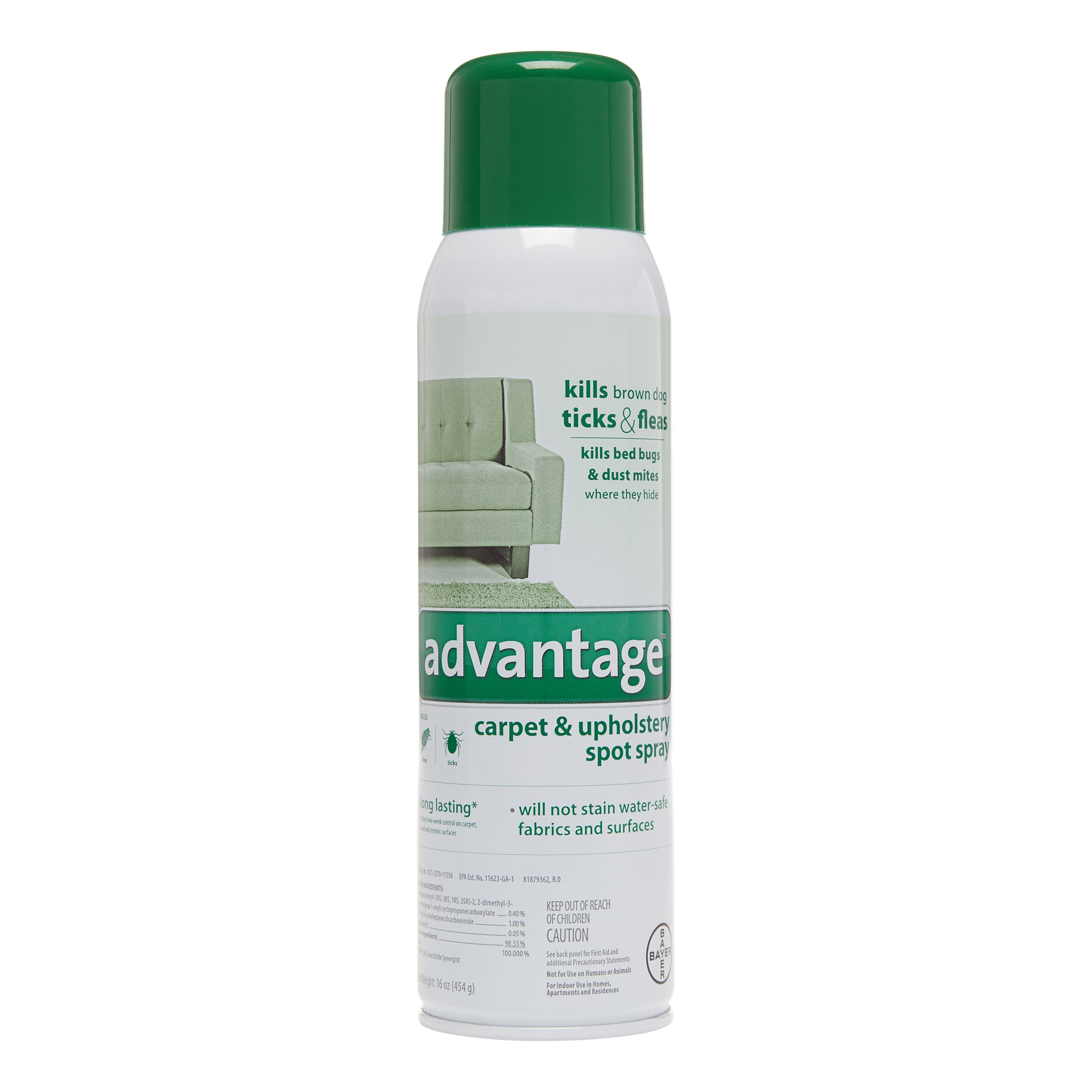 Image of Advantage II D Crpt Upholst 16Oz