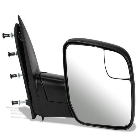 For 2010 to 2014 Ford E150 E250 E350 E450 Econoline OE Style Manual Passenger / Right Mirror Ac2Z17682Ba 11 12 13