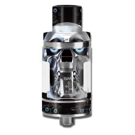 Skins Decals For Smok Micro Tfv8 Baby Beast Vape Mod / Gangster Skeleton Couple (Halloween Costumes For Couples And Baby)