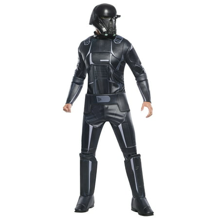 Kids Super Deluxe Death Trooper Star Wars Costume