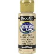 DecoArt Americana Acrylic Color, 2 oz., Toffee