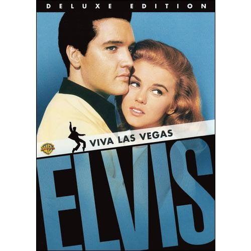 ELVIS-VIVA LAS VEGAS-DELUXE EDITION (DVD/WS-2.40/ENG-SDH/ENG/FR/SUB)