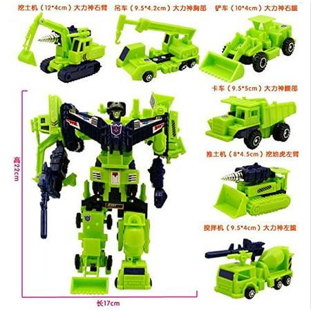 No retail box 22cm tall transformers G1 Devastator figure /item# R6SG5EB-48Q21743 (Transformers Toy Devastator)