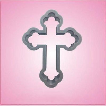 Cross Cookie Cutters (Byzantine Cross Cookie Cutter 5)