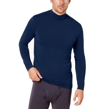 Mens Shirt Medium Base Layer Mock LS Turtleneck $28 covid 19 (L/s Mock Turtleneck coronavirus)