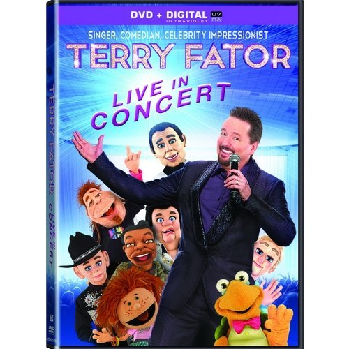 Terry Fator: Live In Concert (DVD + Digital Copy) (Walmart Exclusive) (With INSTAWATCH) (Widescreen)