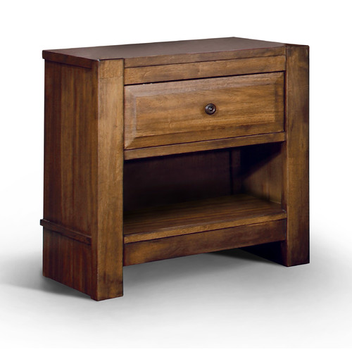 Hokku Designs Botellier 1 Drawer Nightstand