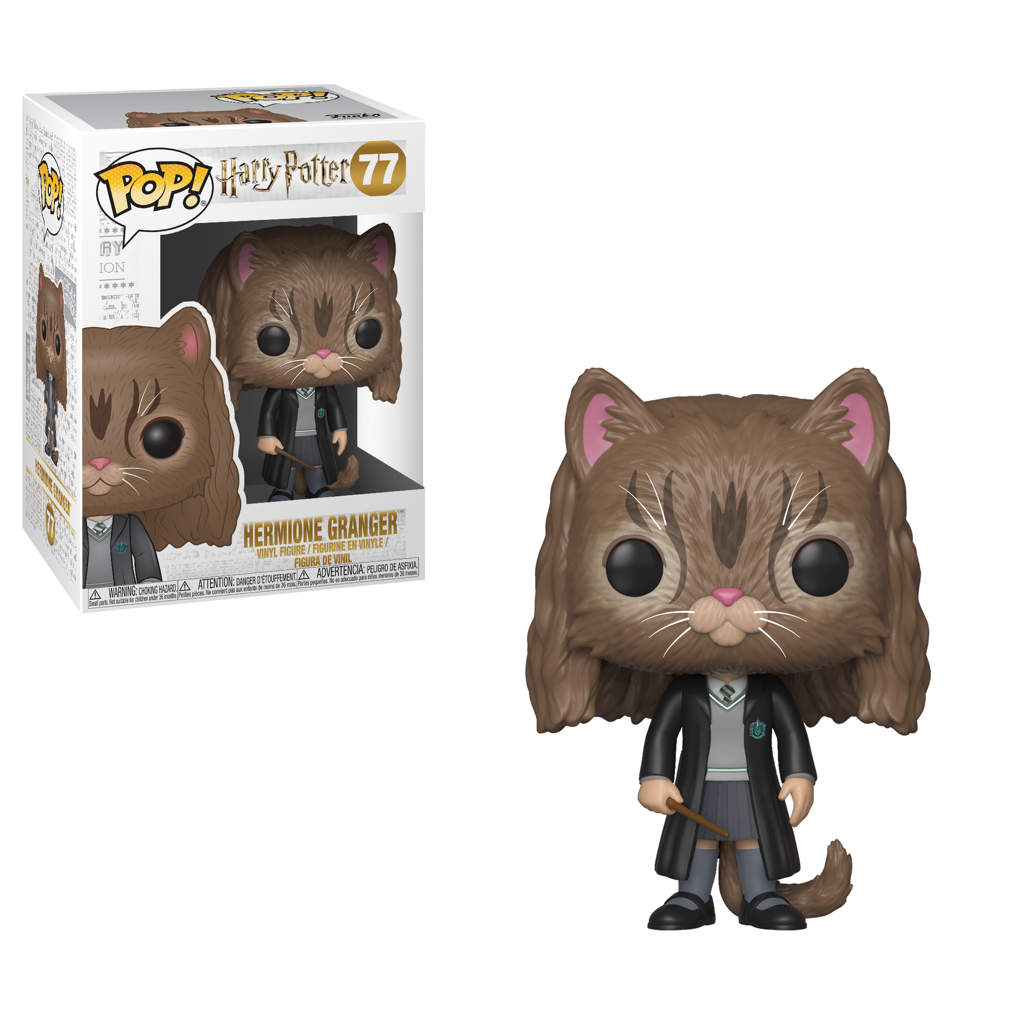 Funko POP! HP: S5 - Hermione as Cat