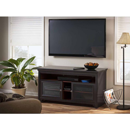 "Bush Furniture Stanford Collection TV Stand, for up to 60"" TV"