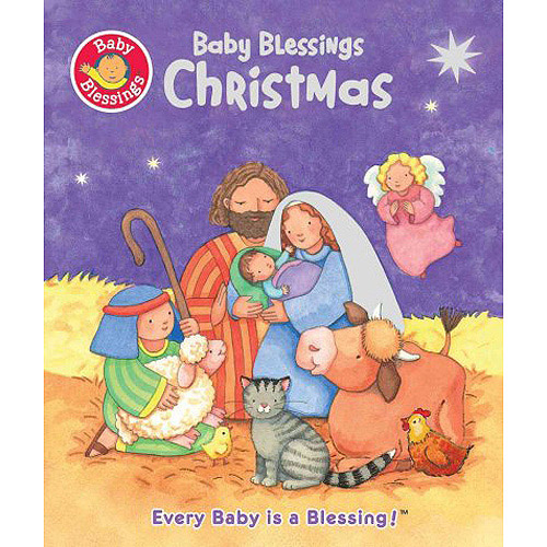 Baby Blessings Christmas