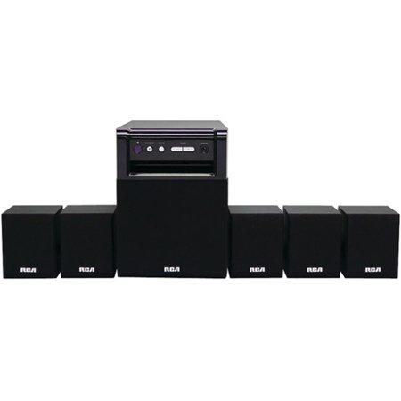 RCA RT151 5.1 Surround Sound Speaker System