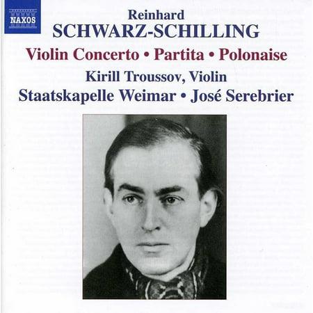 Partita for Orch & Polonaise & Violin Cto