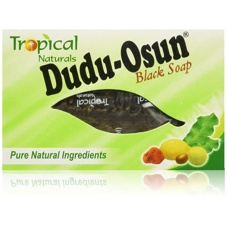 2 Pack of Dudu Osun Black Soap (150g - Dudu Osun Soap