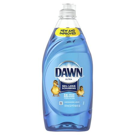 Dawn Ultra Dishwashing Liquid Dish Soap, Original Scent, 19.4 fl oz