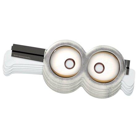 Minions Despicable Me - Paper Goggles - Birthday Minion