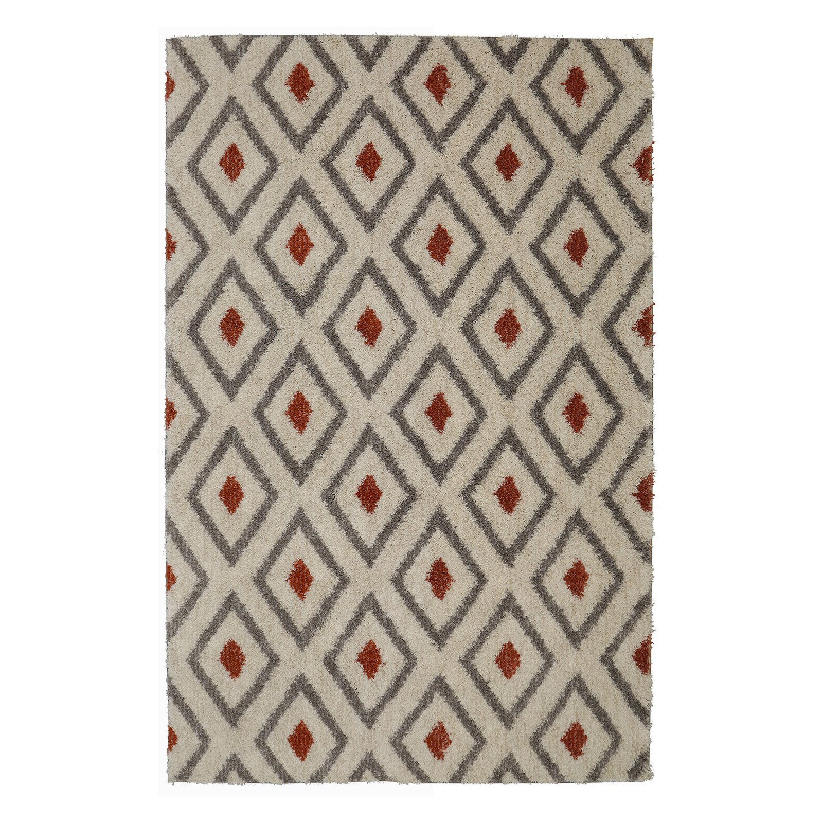 Mohawk Home Tribal Diamond Area Rug