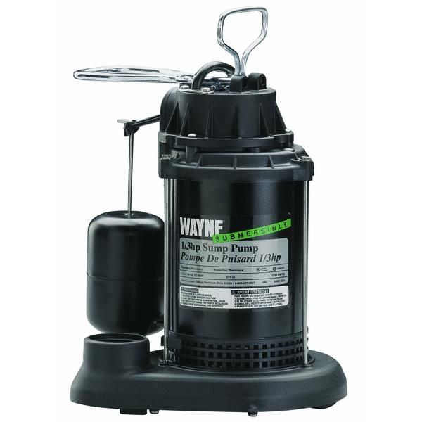 Wayne SPF Series Submersible Sump Pump