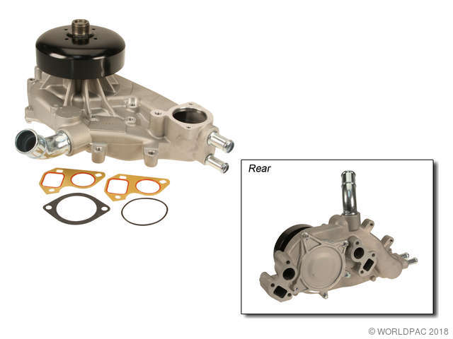 GMB Engine Cooling Radiator Coolant Water Pump NEW for Chevrolet for Cadillac
