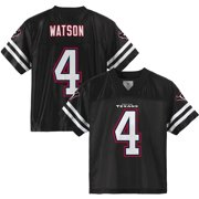 Youth Deshaun Watson Black Houston Texans Player Jersey