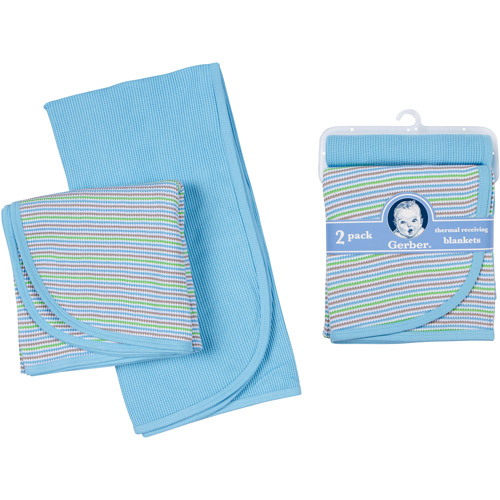 Gerber 2-Pack Thermal Blanket