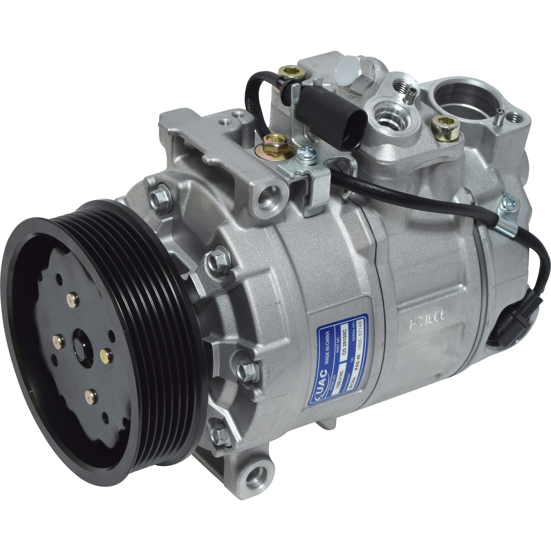 New A/C Compressor and Clutch CO 29100C - 3B0820803C Passat Touareg Phaeton