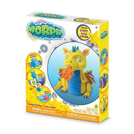 Morph Sunburst Yellow 2.5oz - Kid Morph Suits