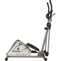 Exerpeutic 1000XL High Capacity Magnetic Elliptical with Pulse (Grey)