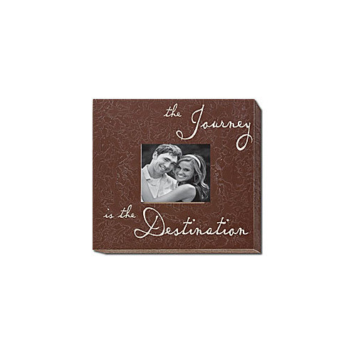 Forest Creations The Journey Is the Destination Home Frame