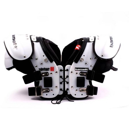 VISION II Football shoulder pad, QB-WR-DB ()