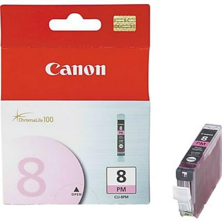 Canon CLI-8PM Photo Ink Cartridge - Magenta CLI-8PM Photo Ink Cartridge - Magenta