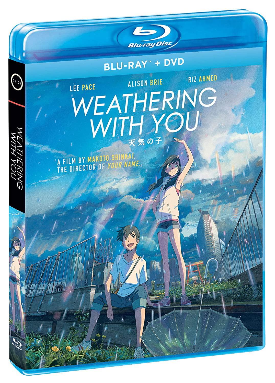 Weathering With You (Blu-ray) - Walmart.com - Walmart.com