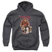 Labyrinth Should You Need Us Big Boys Pullover Hoodie