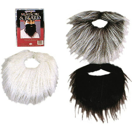 Pancho Villa Mustache (Mustache and Beard Adult Halloween)
