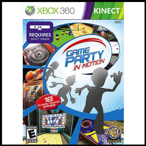 Game Party:In Motion Kinect (Xbox 360) - Pre-Owned