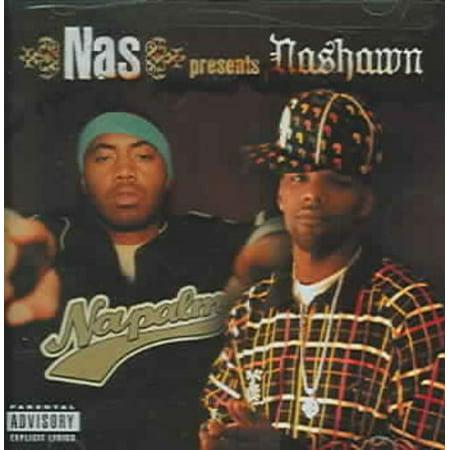 Nashawn Napalm [PA] CD - image 1 of 1