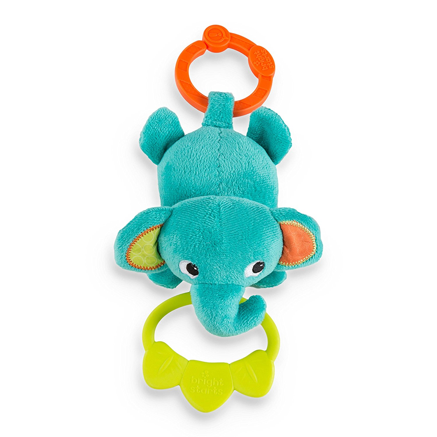 Bright Starts Tug Tunes Musical Plush Toy Elephant by Bright Starts
