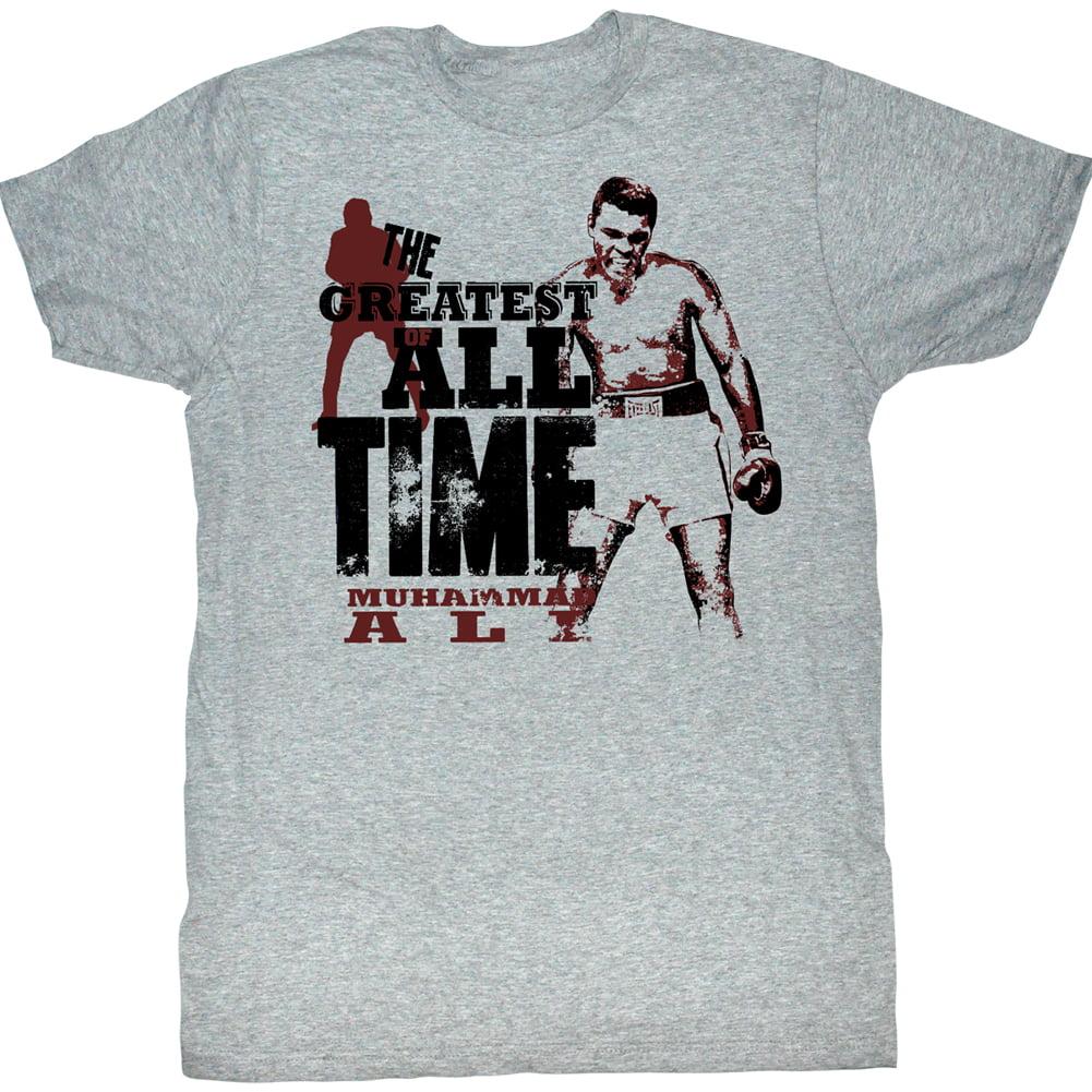 Muhammad Ali The Greatest Adult T-Shirt Tee - image 1 of 1
