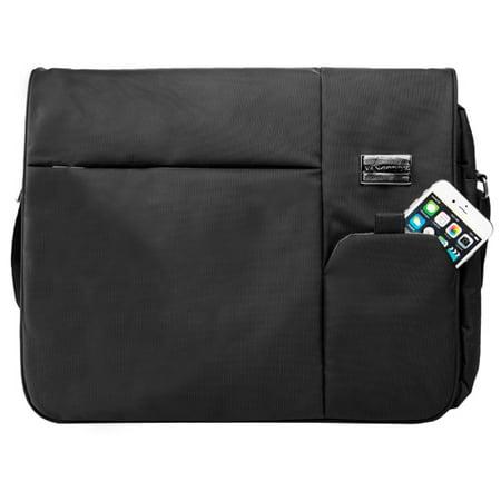 5fd5e73a953 VanGoddy Premium Italey Laptop Messenger Bag for 13, 14, or 15.6 inch Asus  Laptops - Walmart.com