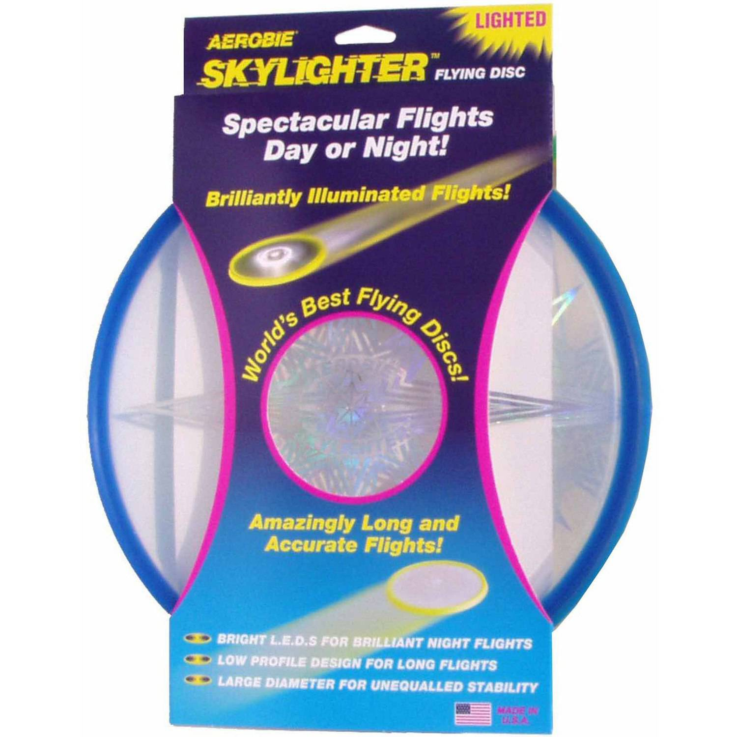 Aerobie Skylighter Disc, Single Unit