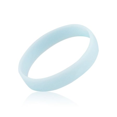 Mixed Color Luminous Elastic Rubber Wristband Bracelet - Rubber Wristbands