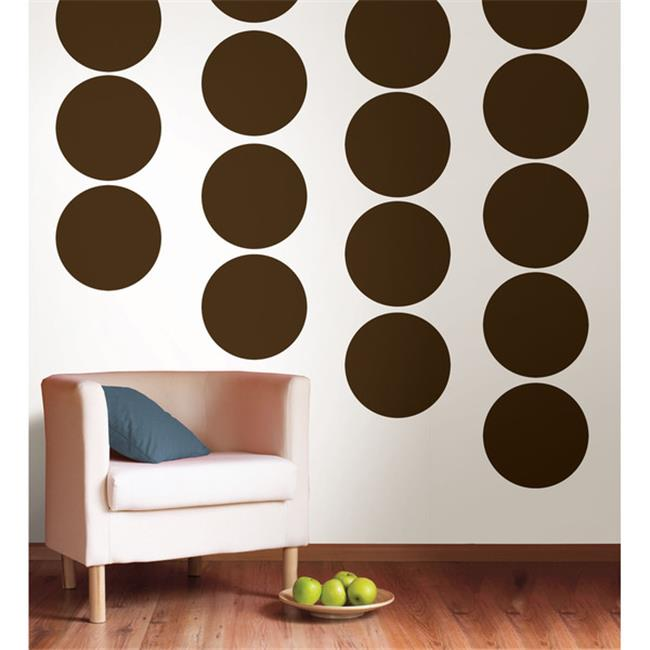 Chocolat WallPops WP96670 Hot Dot pack - image 1 de 1