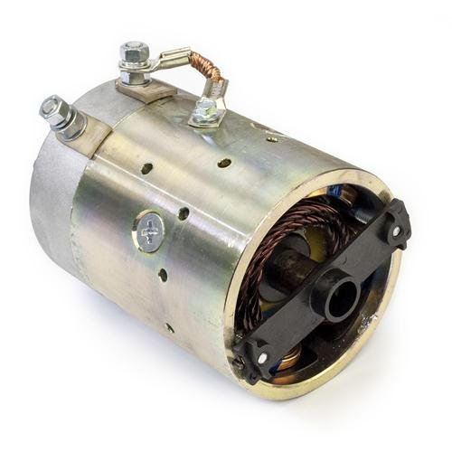 Maxim 412101 Boss Snowplow Electric Motor New Style Twin Post