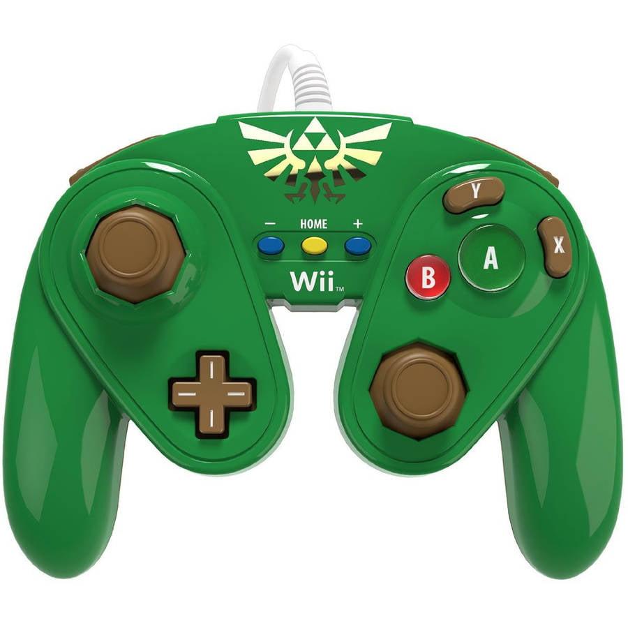 Hori Battle Pad Classic Controller (Wii U)