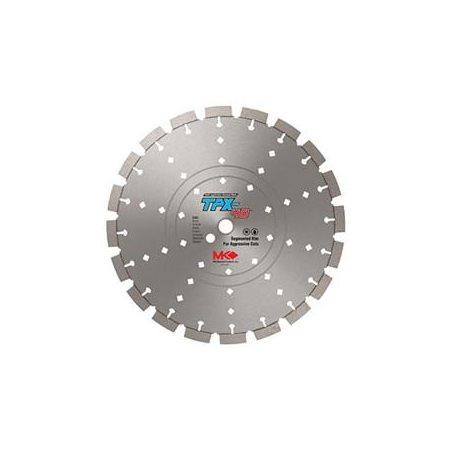 "MK DIAMOND PRODUCTS 168486 Masonry Blade,6"" x 0.090"" x 7/8-5/8 G4415069"