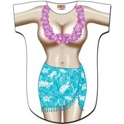 Topless Turtle  Bikini Body Tee Shirt - Cover-Up #65 (One Size Fits Most)