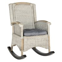 Safavieh Verona Rattan Rocking Chair, Multiple Colors